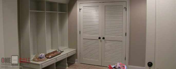 basement remodeling contractor in Birmingham
