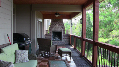 design ideas for back porches